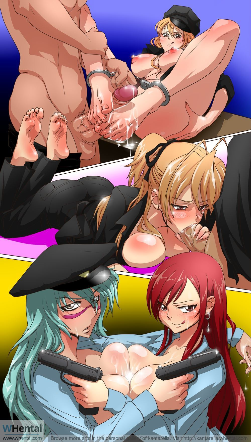 highschool girls dead nude of the Kissuisou e youkoso! the animation
