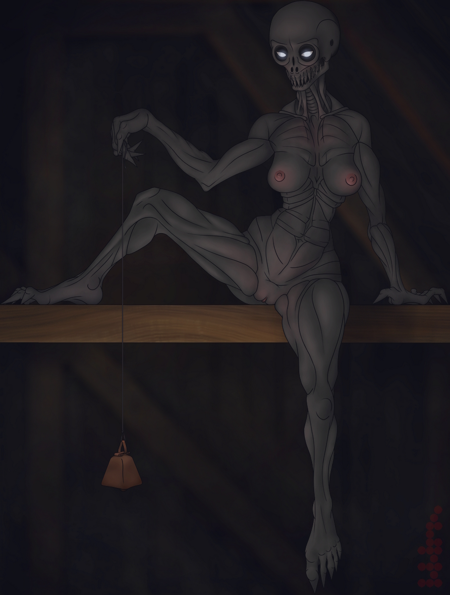 scp and scp 076 073 The outer worlds