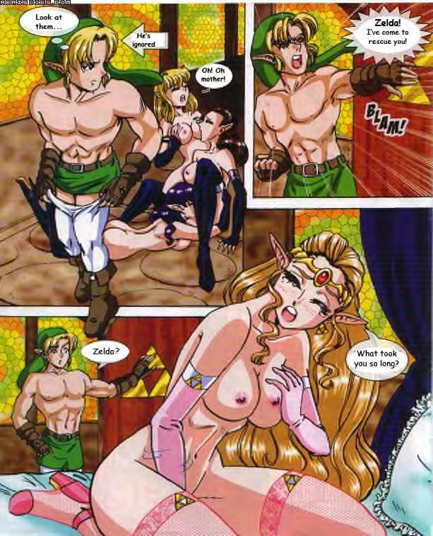 porn reincarnated i time that comics got slime a as Assassin's creed origins topless women