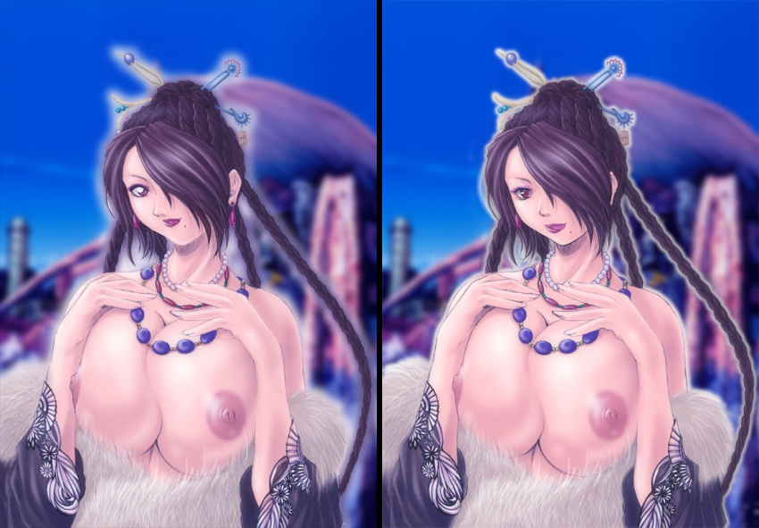 10 final fantasy lady yunalesca Tour guide from the underworld