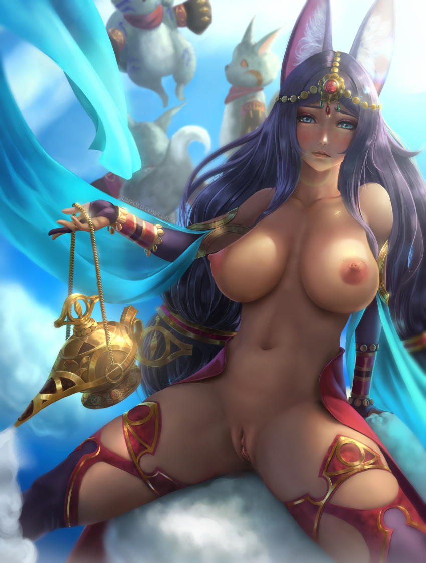sheba fate queen go of Heaven's lost property nymph naked