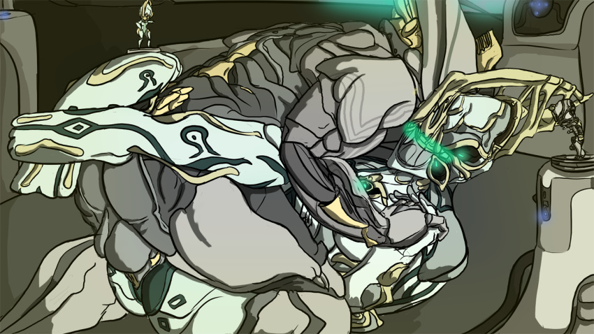 get 2018 to warframe how nyx 3d girl raped by monster