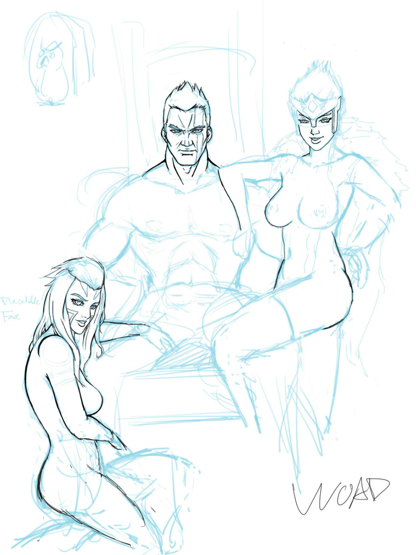 of league legends project ashe The walking dead game porn comic