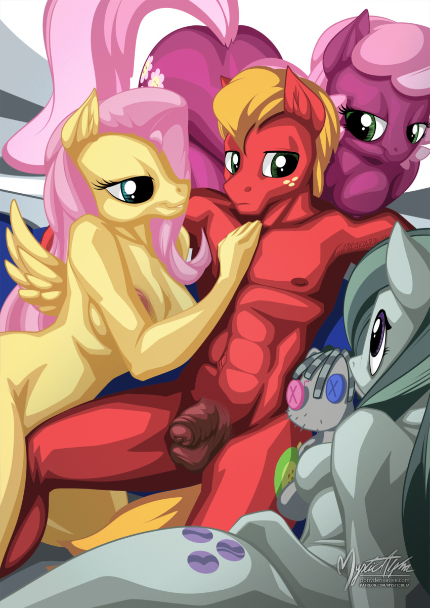 expansion breast little pony my Fosters home for imaginary friends berry