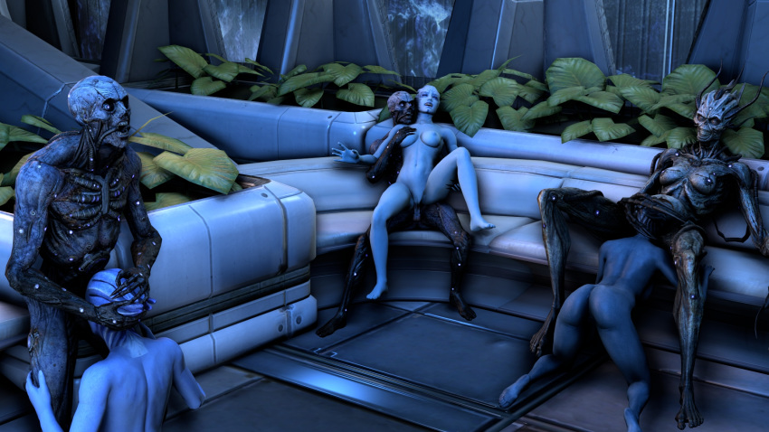 mass porn turian effect female Bunnymund rise of the guardians