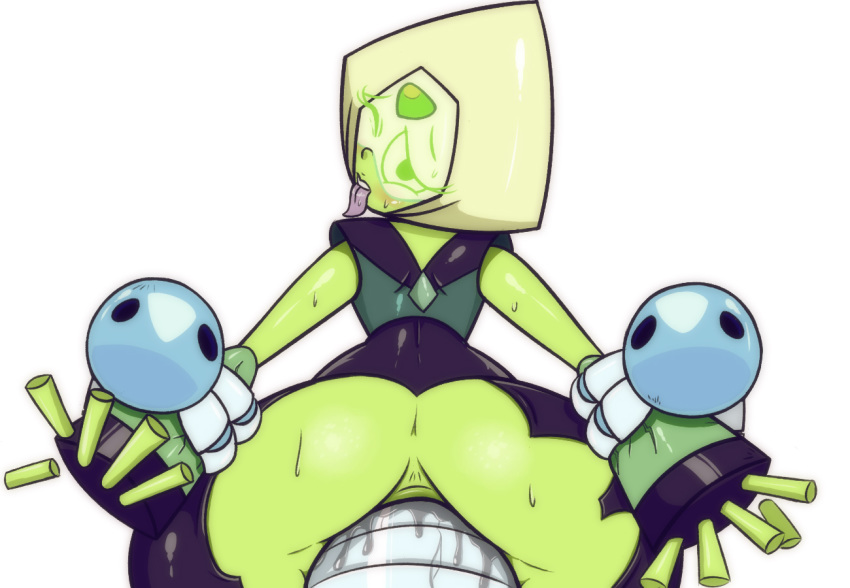 peridot fusion and universe steven steven Billy and mandy eris gif